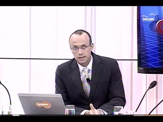 Conversas Cruzadas - Ações IPTU e ITBI - 4º bloco - 21/01/14
