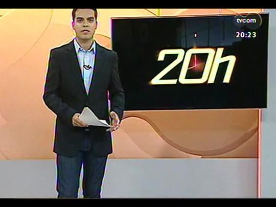 TVCOM 20 Horas - Tarso Genro vai à Brasília cobrar votação do projeto de lei que reduz juro da dívida dos estados com a união - Bloco 3 - 04/02/2014