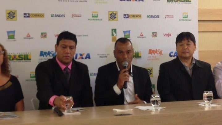 Exposição da Copa traz campeões mundiais a Porto Alegre