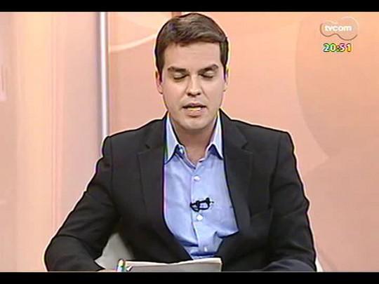 TVCOM 20 Horas - Entrevista com o governador Tarso Genro no estúdio - Bloco 3 - 24/02/2014