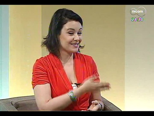 TVCOM Tudo Mais - Entrevista com a Garota Verão 2014 Marina Streich e as princesas