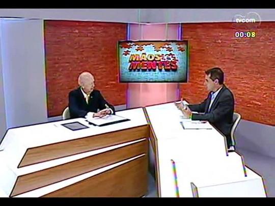 Mãos e Mentes - Engenheiro e empresário Joal Teitelbaum - Bloco 4 - 24/02/2014