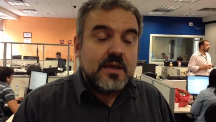 José Alberto Andrade fala sobre o único título do Inter pela Copa do Brasil - 10/03/2014
