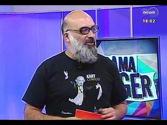 Programa do Roger - Banda Fairycats - Bloco 2 - 11/03/2014