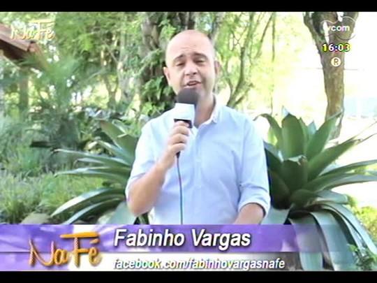Na Fé - Clipes de música gospel e bate-papo com Ronaldo Nogueira - 30/03/2014 - bloco 1