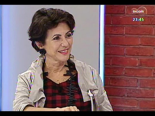 Mãos e Mentes - Bailarina e fundadora da Escola de Ballet Vera Bublitz - Bloco 3 - 07/04/2014