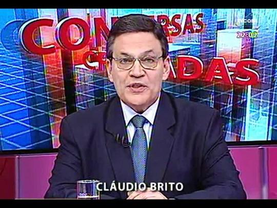 Conversas Cruzadas - Debate sobre o uso e necessidade de ciclovias em POA - Bloco 1 - 15/04/2014