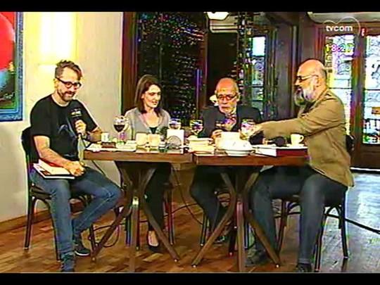 Café TVCOM - Conversa sobre a série Cosmos e a banda The Smiths - Bloco 3 - 19/04/2014