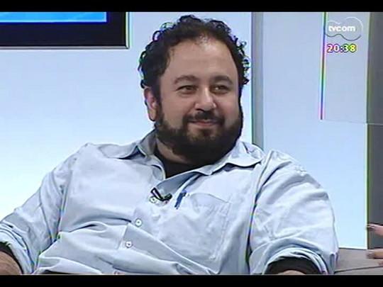 TVCOM Tudo Mais - Carlos André Moreira traz dicas de livros para o final de semana