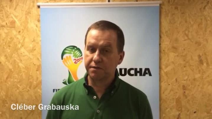 """Cléber Grabauska: \""""Falta um líder para o grupo!\"""""""