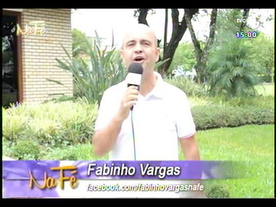 Na Fé - Clipes de música gospel e bate-papo com o ex-jogador de futebol Paulo Roberto - 13/07/2014 - bloco 1