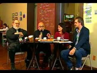 Café TVCOM - Conversa sobre fotografia, diretamente de Priscilla's Bakery - Bloco 1 - 09/08/2014