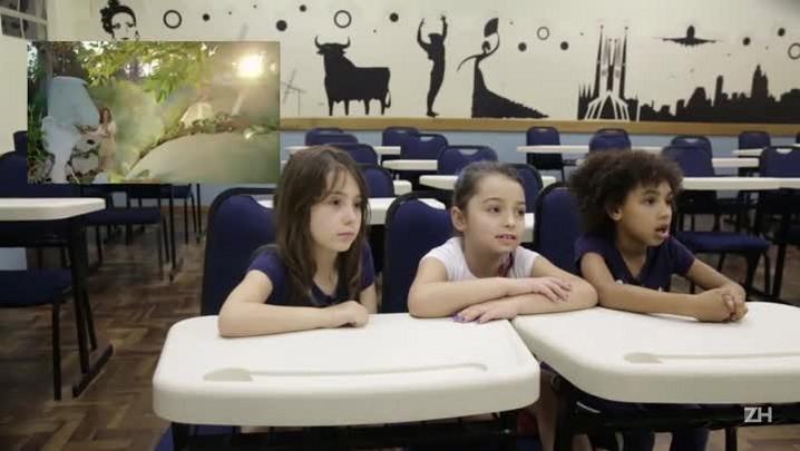 Crianças reagem ao clipe de Katy Perry