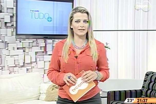 TVCOM Tudo+ - Entrevista Márcio Atalla - 31.10.14