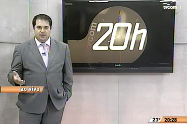 TVCOM 20h - Operação Veraneio - 6.11.14