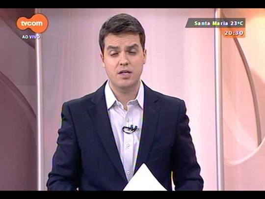 TVCOM 20 Horas - Ministro do Desenvolvimento Agrário Miguel Rosseto presta esclarecimentos sobre fraude no PRONAF - 12/11/2014
