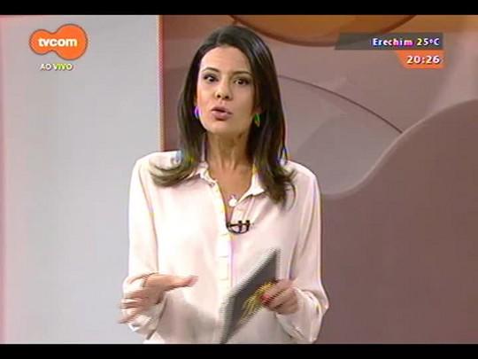TVCOM 20 Horas - Voluntários da Pátria está com obras atrasadas - 19/11/2014