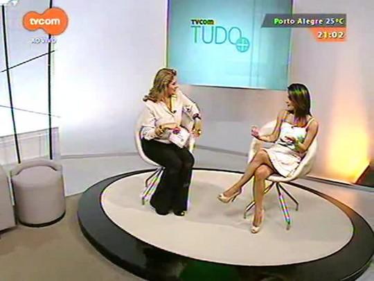 TVCOM Tudo Mais - Fernanda Pandolfi, do blog Rede Social de Zero Hora, destaca Réveillon em hotel em POA