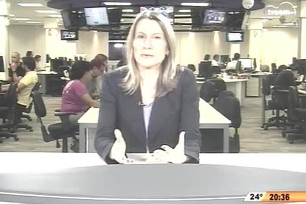 TVCOM 20h - Nova equipe econômica do governo Dilma agrada entidades catarinenses - 28.11.14