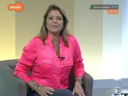 TVCOM Tudo Mais - Fernanda Takai fala sobre o tributo a Nico Nicolaiewsky