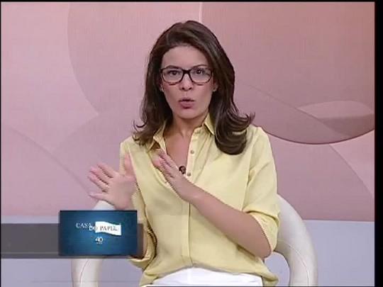 TVCOM 20 Horas - Entrevista com o secretário adjunto de minas e energia Artur Lemos - 06/02/15