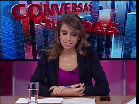 Conversas Cruzadas - Aumento do índice de roubos de carros na capital - Bloco 4 - 12/02/15