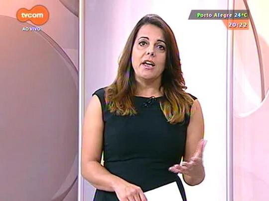 TVCOM 20 Horas - Há 10 dias uma mulher foi estuprada a luz do dia na Redenção. O 20 Horas foi conferir a situação de insegurança no parque - 19/03/2015