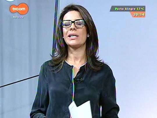 TVCOM 20 Horas - Ex-miss Brasil pede afastamento de cargo na Secretaria de Turismo e Transporte - 06/05/2015