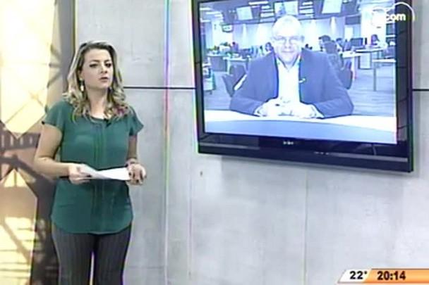 TVCOM 20 Horas - Professores suspendem greve e retornam às aulas na segunda-feira - 03.06.15