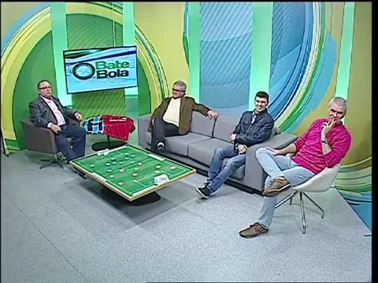 Bate Bola - 15ª rodada do brasileirão - Bloco 1 - 26/07/15