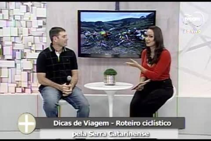 TVCOM Tudo+ - Palco Solidário apresenta sucessos de Roberto Carlos e Festival de Dança na capital - 12.08.15