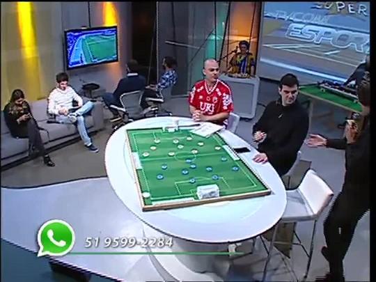 Super TVCOM Esportes - Dicas culturais com Telmo Kravassos - 11/09/15