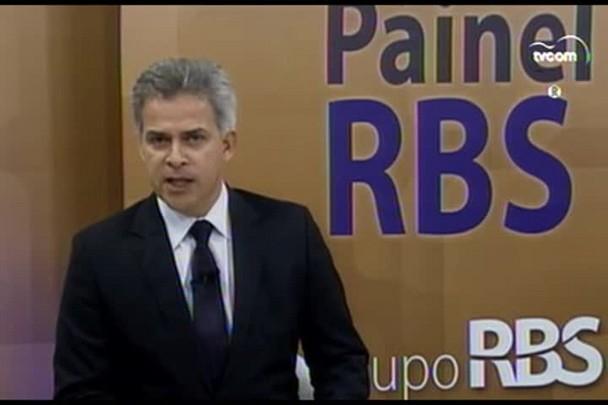 Painel RBS. Fenômenos climáticos. 3ºBloco. 29.09.15