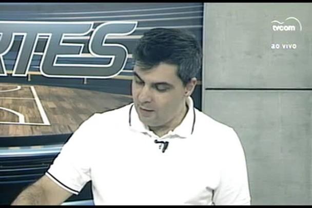 TVCOM Esportes. 2º Bloco. 23.10.15