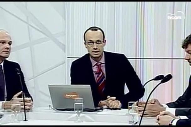 TVCOM Conversas Cruzadas. 3º Bloco. 06.01.16