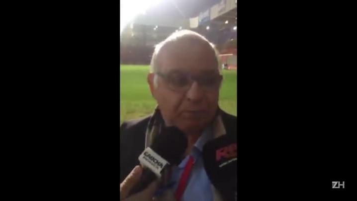 Bolzan fala sobre Kadu e inscrição de Bolaños na Libertadores