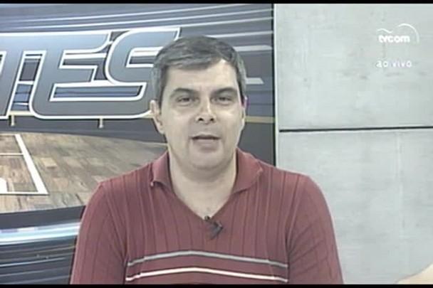 TVCOM Esportes. 3º Bloco. 29.03.16