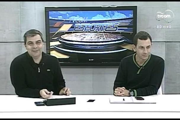 TVCOM Esportes. 4º Bloco. 18.05.16