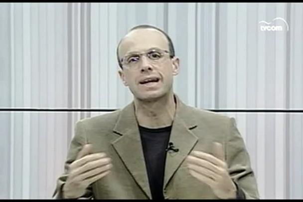 TVCOM Conversas Cruzadas. 1º Bloco. 11.07.16