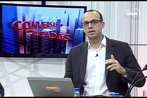 TVCOM Conversas Cruzadas. 4º Bloco. 06.09.16