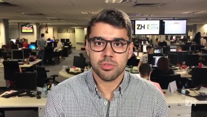 Diori Vasconcelos comenta a arbitragem de São Paulo-RG x Grêmio