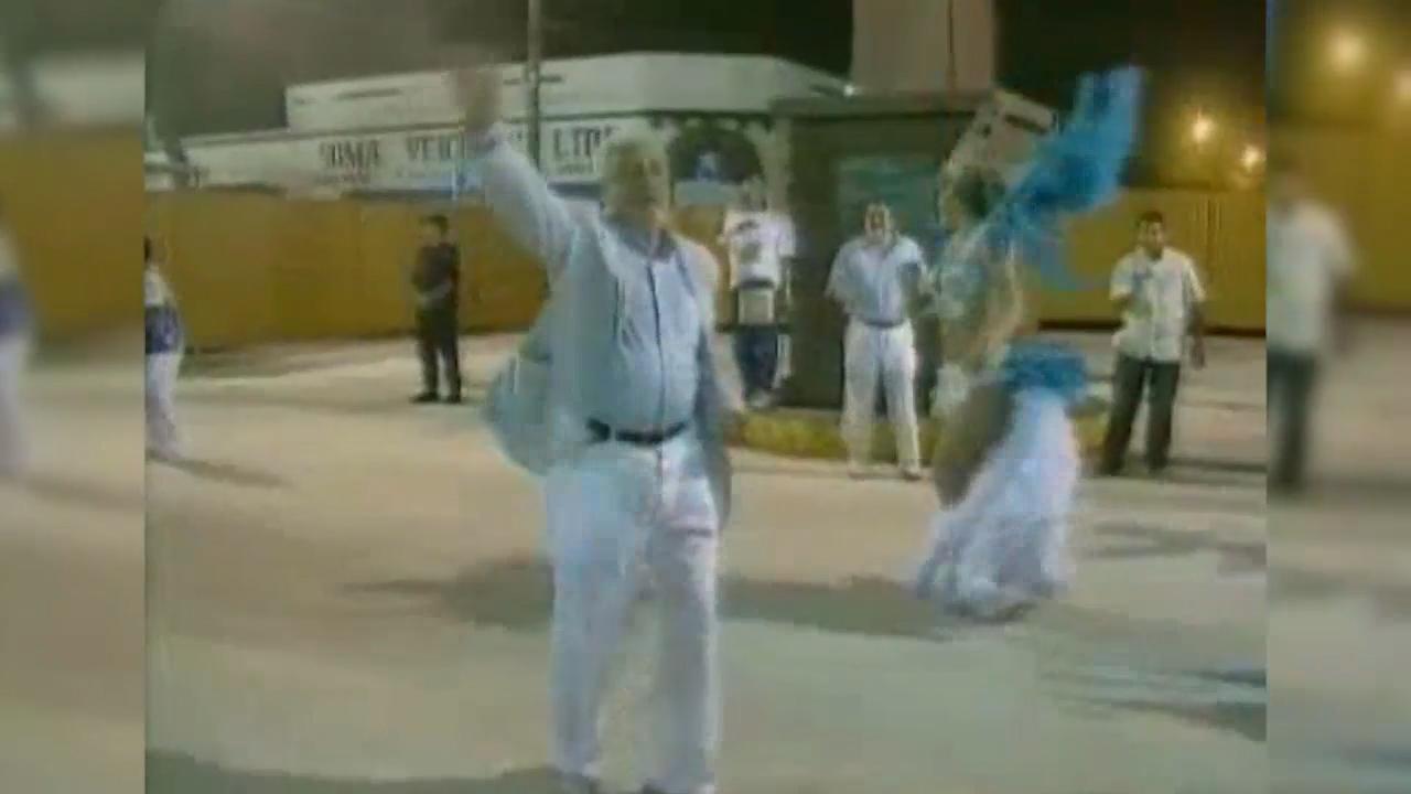 Paulo Sant\'Ana é homenageado por escola de samba