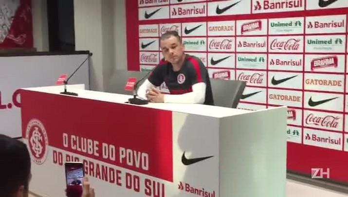 D\'Alessandro fala sobre possível renovação de contrato