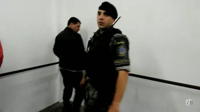 Brigada Militar frustra arrombamento de posto e prende sete pessoas em Guaíba