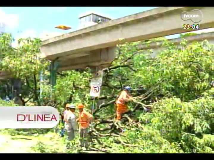 Conversas Cruzadas - Cresce o conflito entre prefeitura e manifestantes contrários ao corte de árvores para ampliação da avenida Beira-Rio - Bloco 4- 24/05/2013