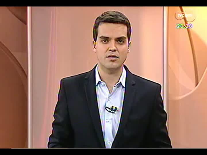 TVCOM 20 Horas - Confira informações sobre a ocupação da câmara de vereadores de São Leopoldo - Bloco 3 - 05/07/2013