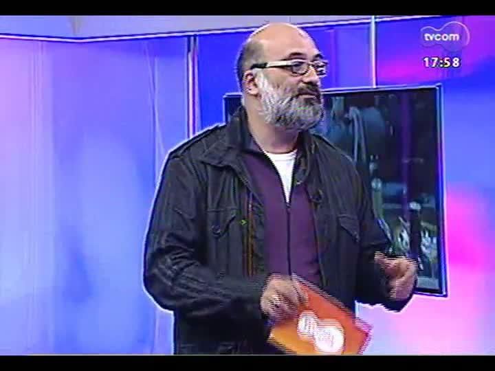 Programa do Roger - NX Zero fala sobre o disco \'Em comum\' - bloco 2 - 29/07/2013