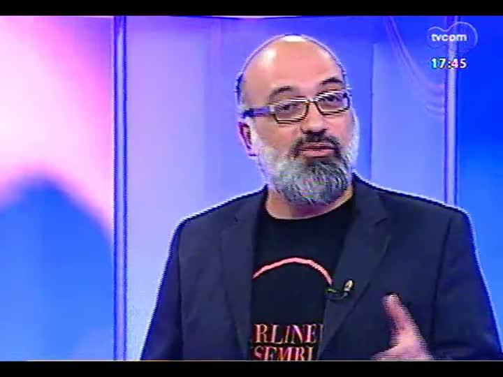 Programa do Roger - Especial: \'A oeste do fim do mundo - bloco 1 - 13/08/2013