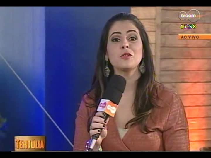 Tertúlia - Entrevista com o jurado do Freio de Ouro, César Augusto Rabassa Hax - bloco 2 - 28/08/2013