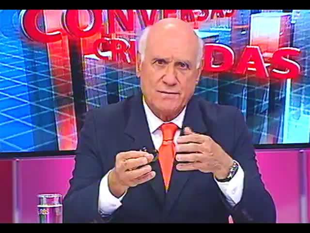 Conversas Cruzadas - Os 25 anos da Constituição - Bloco 1 - 04/10/2013
